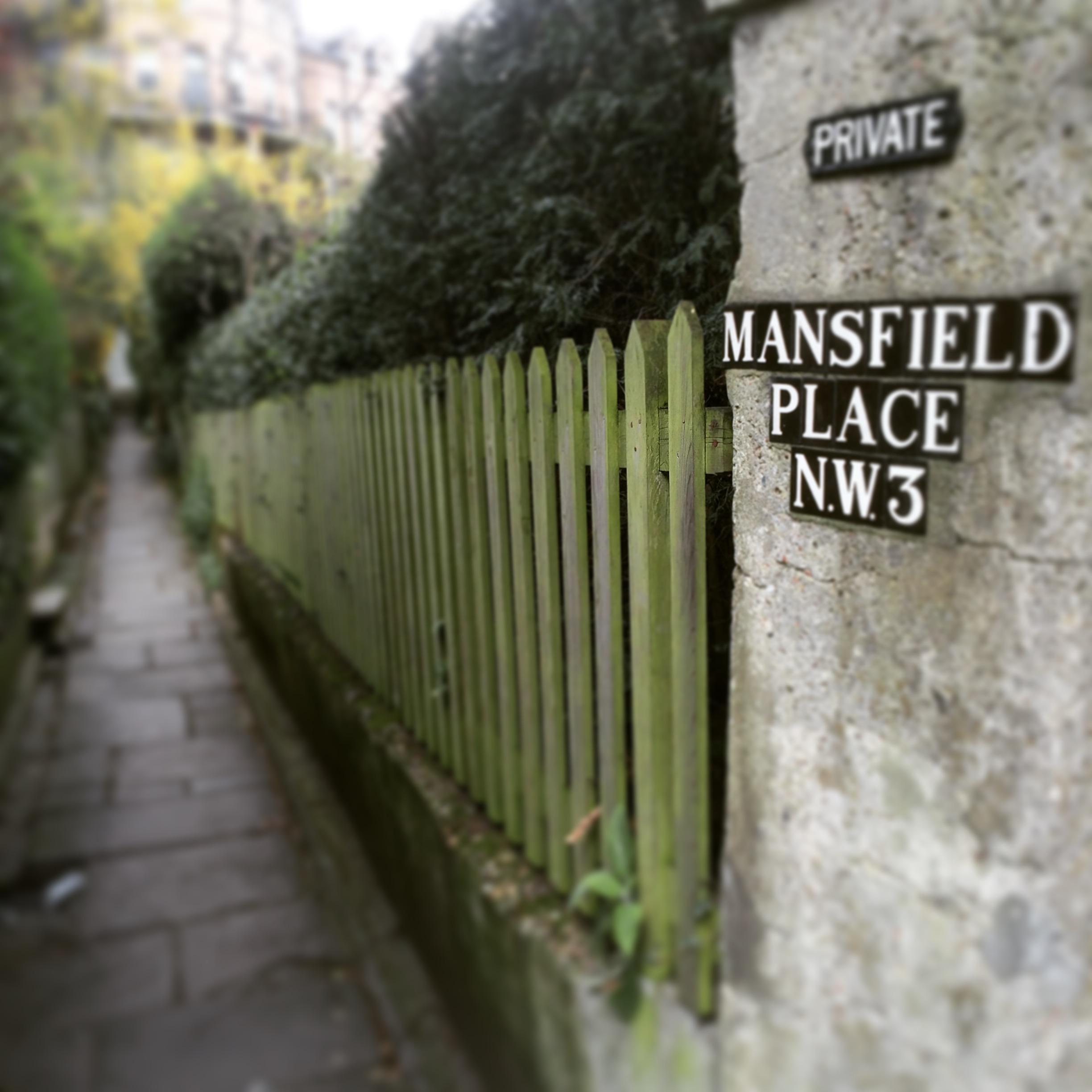 Mansfield Place