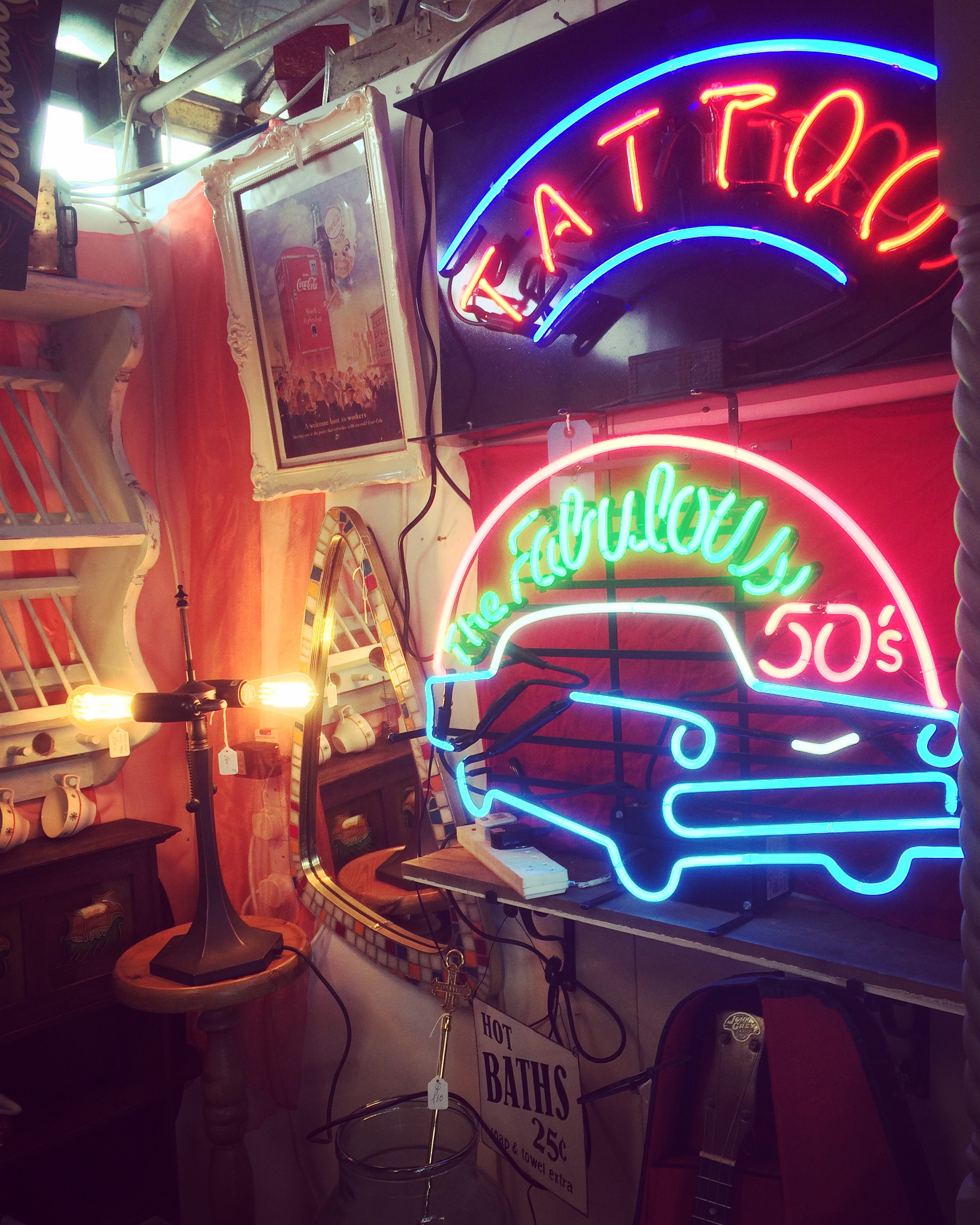 Tatoo sign